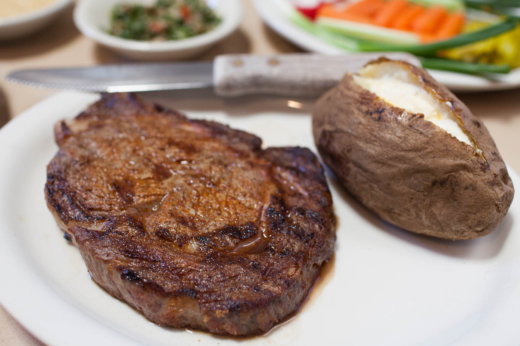 RIBEYE STEAK – PRIME