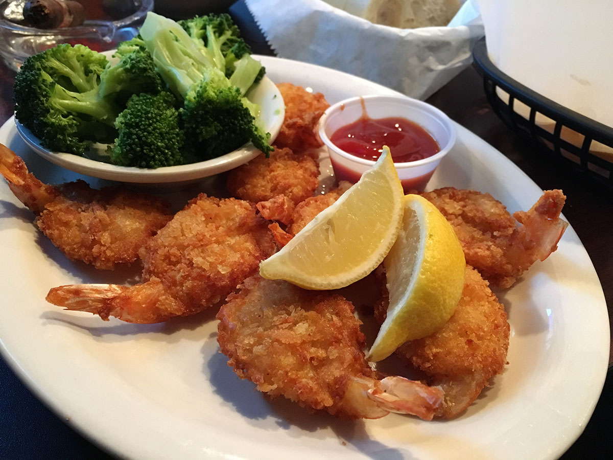 JUMBO FRIED SHRIMP